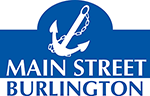 Main Street Burlington Logo