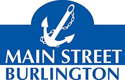 Main Street Burlington Logo