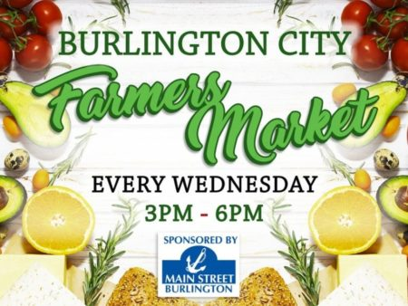 Burlington City Farmers Market - Starting June 2021! @ High and W Union St by the Pocket Park | Burlington | New Jersey | United States